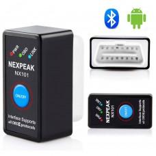 Автомобильный сканер NEXPRO V1.5 на чипе pic18f25k80