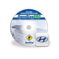 OpenDiagPro Модуль Hyundai