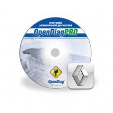 OpenDiagPro Модуль Renault