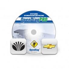 OpenDiagPro Модуль Daewoo/Chevrolet