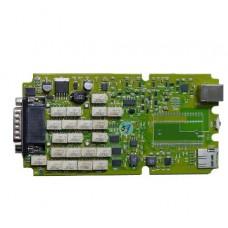 Delphi DS150E (одноплатный зелено-золотая плата)  качество А++ bluetooth 2016 TCS CDP