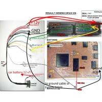 Справка по распиновке блоков управления - ЭБУ Bosch, Siemens, Magneti Marelli, Continental 2.0.3