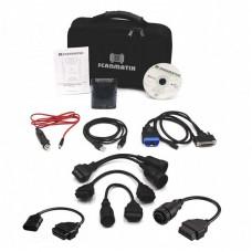 Сканматик 2 PRO (грузовой комплект) - профессиональный мультимарочный автосканер с поддержкой J2534