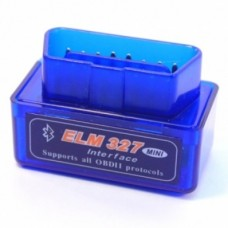Адаптер ELM327 2.1 Bluetooth Mini — сканирующее устройство для автомобиля